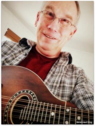 March - I get my mandolin