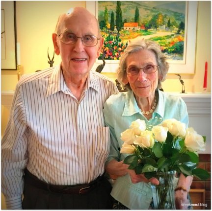 May - 67 years together!