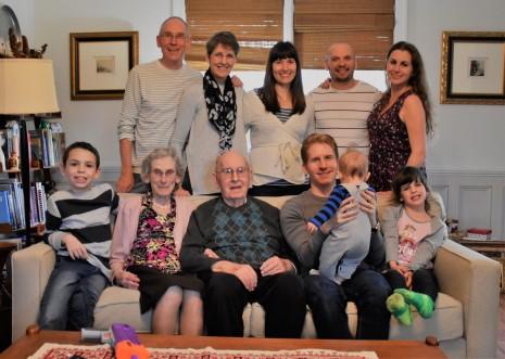 all the immediate family - love love love...