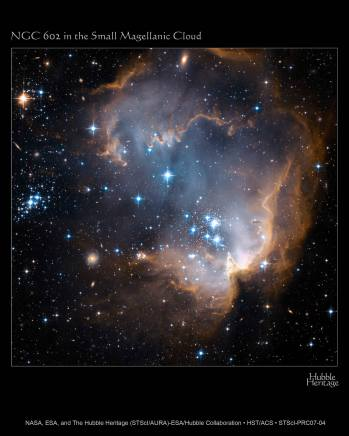 Hubble pic of stars