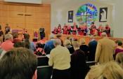 chancel choir - 11:15 worship