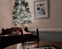 the last light of Christmas