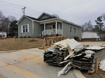 new home and new construction