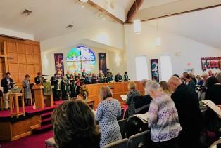 WFPC Traditional Worship MLK weekend