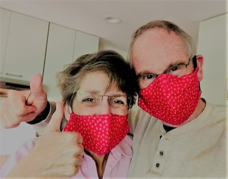 custom masks for us