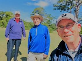 l-r: George, Rick, Derek